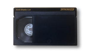 Beta (incl Betamax, Betacam SP and Digi Beta)