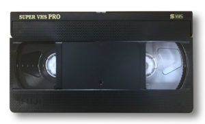 VHS (incl SVHS and VHSC)
